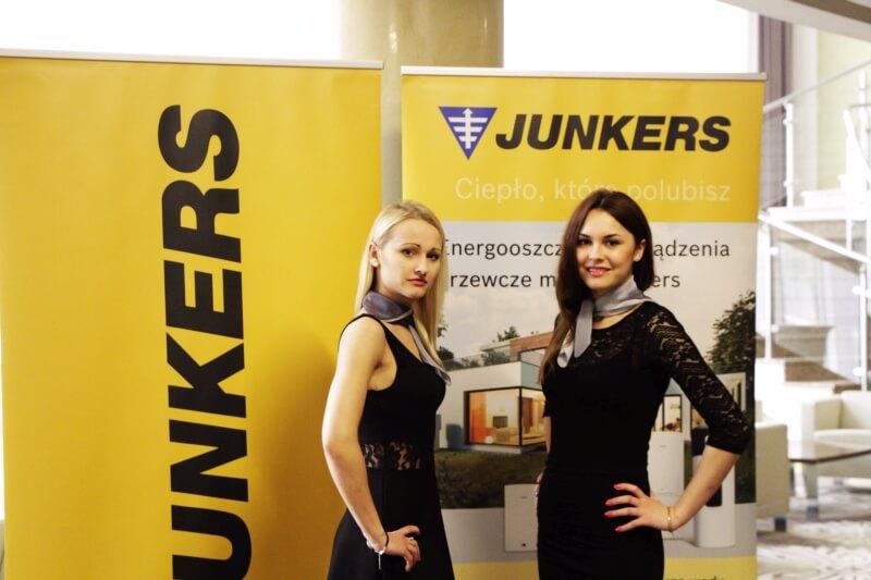 Obsługa konferencja dla marki Junkers