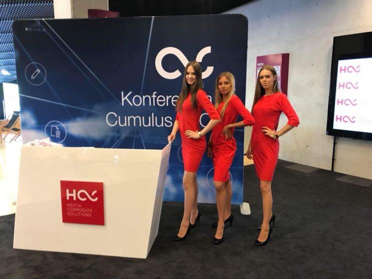 Obsługa konferencji Cumulus w Katowicach