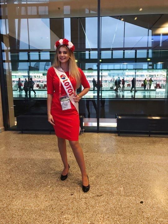 Obsługa strefy VIP dla Lotos meczu Polska-Czarnogóra